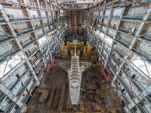 The Forgotten Soviet Space Shuttle Could Fly Itself