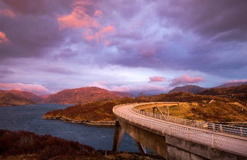 Finding Scotland on a Drive Along the North Coast 500