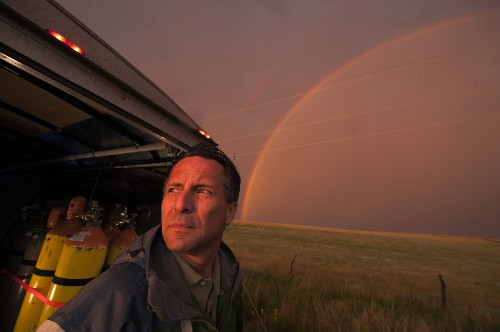 Pictures of Storm Chaser Tim Samaras, Who Has Died