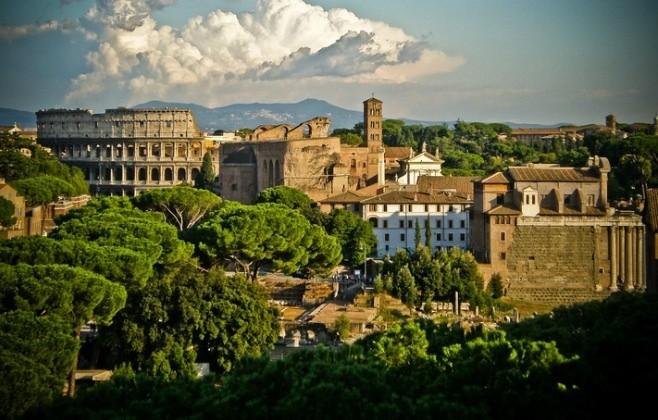 Katie's Rome