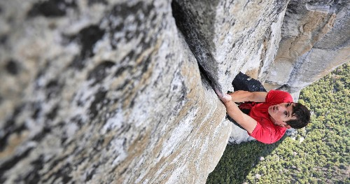 The World's Greatest Free-Solo Climber Isn't Interested in Adrenaline