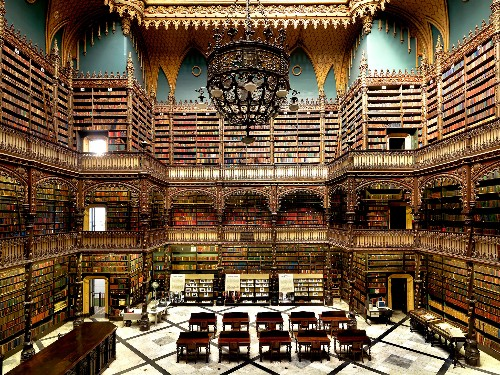 See 23 of the world's most enchanting libraries
