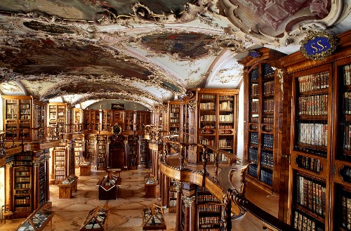 Sleep Inside a Bookshelf at This Genius Hotel