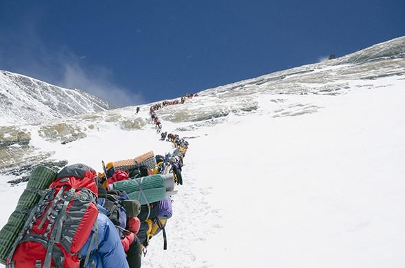 The Everest Moral Dilemma
