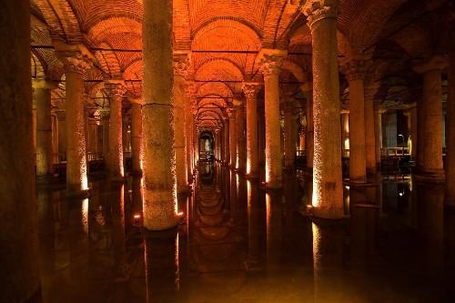 9 of Europe's underground marvels