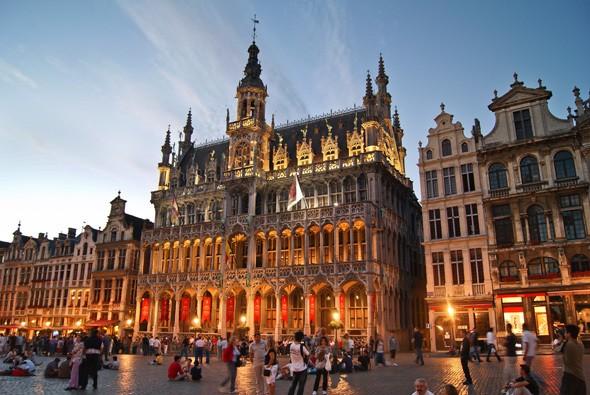 Yamina's Brussels