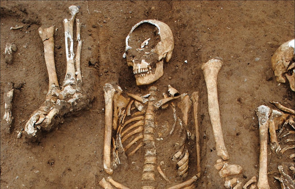 Black Death discovery offers rare new look at plague catastrophe