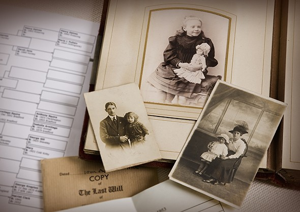 Genealogy 101: Discover Your Roots