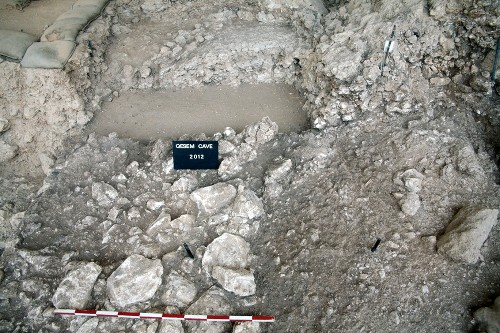 Oldest Known Hearth Found in Israel Cave