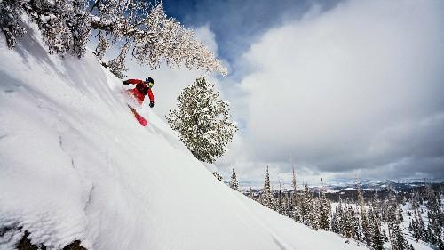 Here's the best winter road trip through Utah
