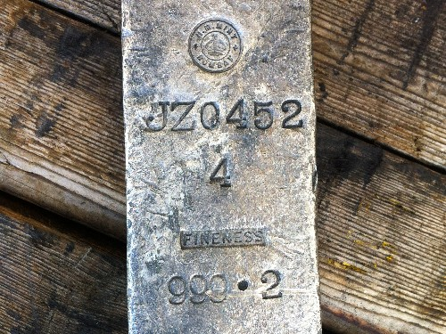 Shipwreck Yields Most Silver Ever