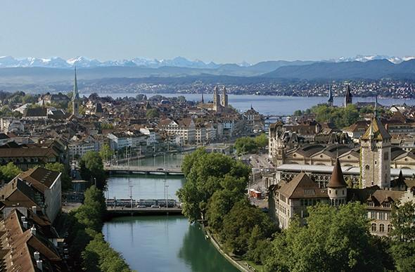 Ana Maria's Zurich