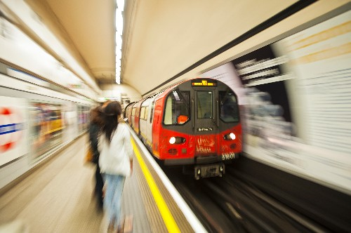 Now Boarding! Photos of Subways From Around the World