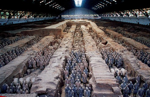 One of History's Greatest Armies is Built Entirely of Clay