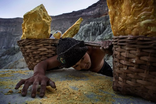 """The Struggle and Strain of Mining """"Devil's Gold"""""""