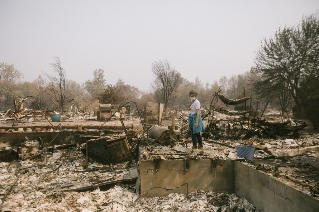 Wildfires took her home. She returned on an outlaw mission to salvage a family treasure