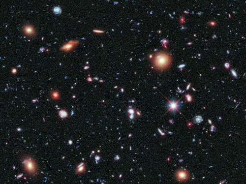 Hubble Discovers Oldest Known Galaxy