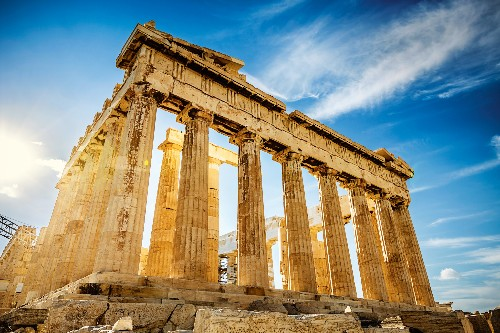How the Parthenon Lost Its Marbles