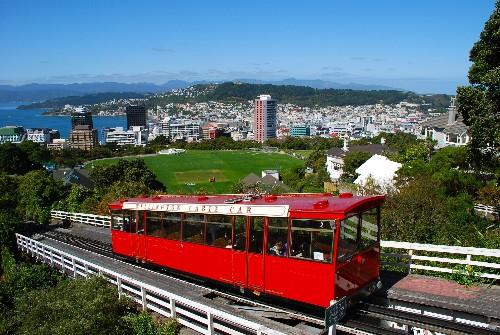 Charlotte's Wellington, New Zealand