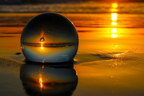 A Drop Of Sunset Photo by Denisevasquez V. — National Geographic Your Shot
