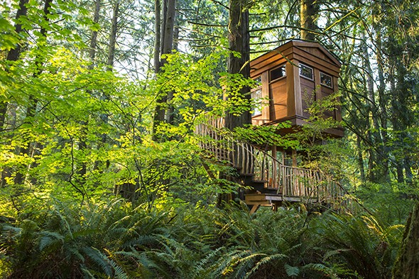 American Glamping: Three Great Finds