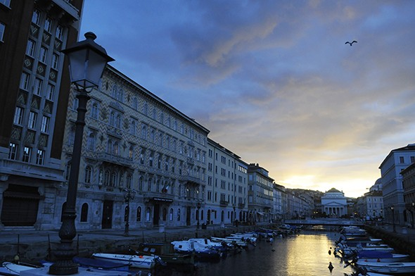 Trieste: Crossroads of Culture