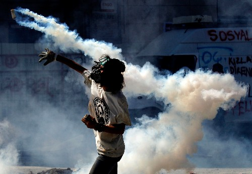 The Surprising History and Science of Tear Gas