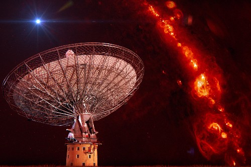 Mathematical Pattern Found in Enigmatic Radio Bursts, But It's Not E.T.