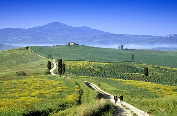The Wild Side of Tuscany