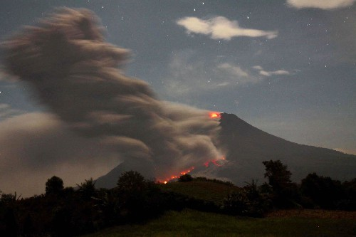 Scientists Find Way to Predict Heights of Volcanic Ash Clouds