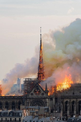 Why history says Notre Dame will rise again