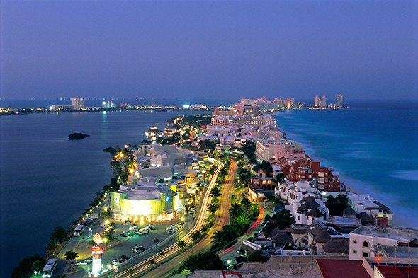 Ingrid's Cancún