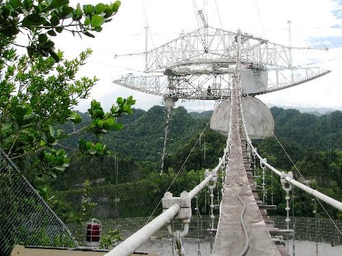 Uncertain Future for Earth's Biggest Telescope