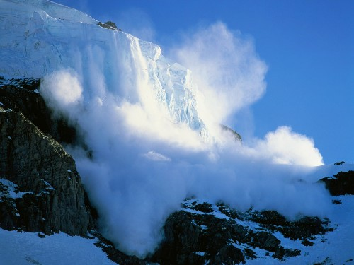Avalanche safety tips and preparation
