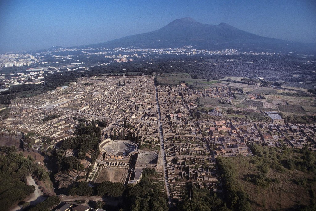 Bringing the Ghostly City of Pompeii Back to Life