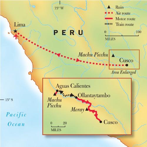 Machu Picchu Tours & Trips: Travel to Peru 2018