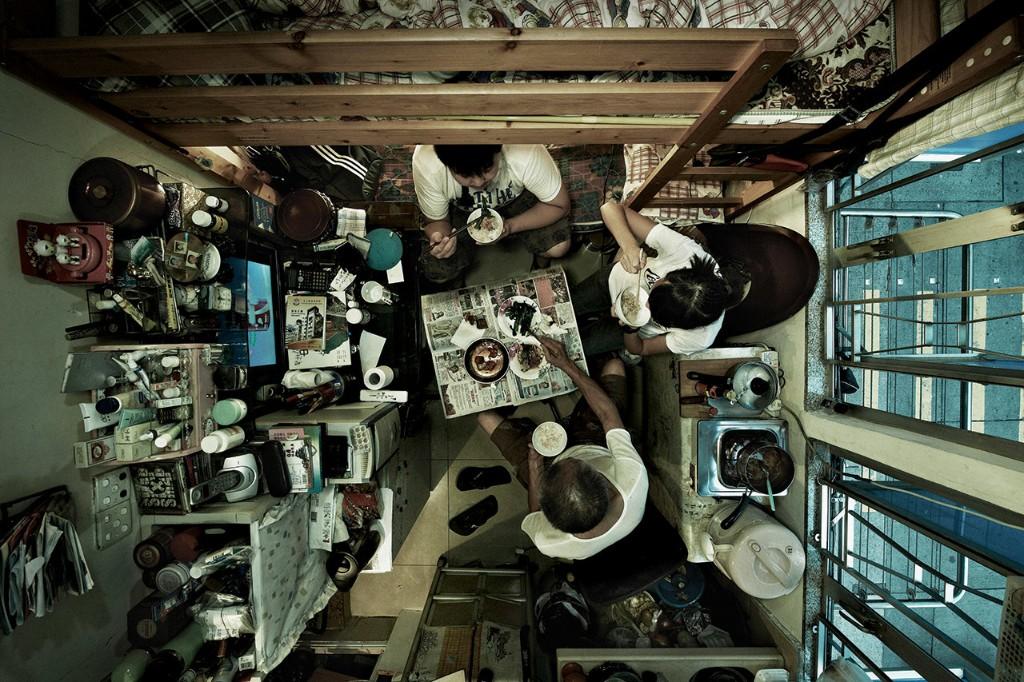 Life inside Hong Kong's 'coffin cubicles'