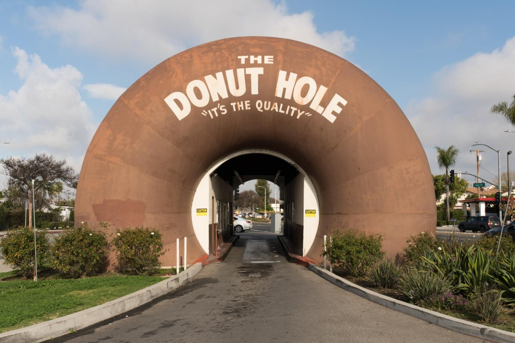 This is the donut capital of the United States