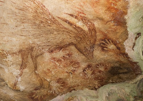 Cave Paintings in Indonesia Redraw Picture of Earliest Art
