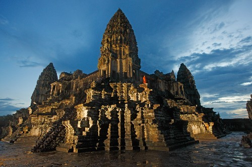From Angkor Wat to Stonehenge: How Ancient People Moved Mountains