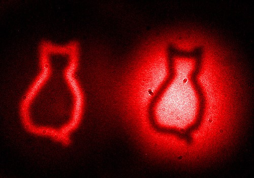 """Spooky"" Quantum Entanglement Reveals Invisible Objects"
