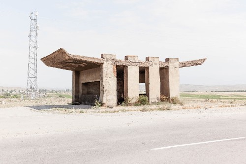 The Curious World of Soviet Bus Stops