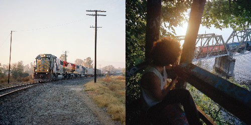 Not Your Typical Travelogue: A Photographer's Train-Hopping Adventures