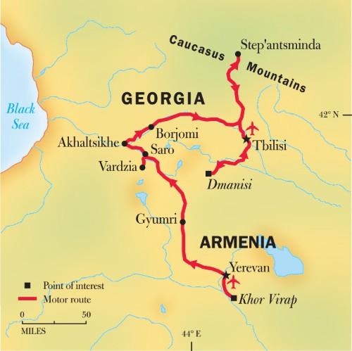 Georgia & Armenia Trip: Tour & Vacation Packages 2019