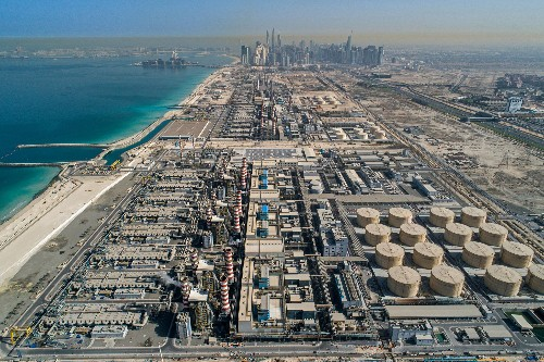 Desalination plants produce more waste brine than thought