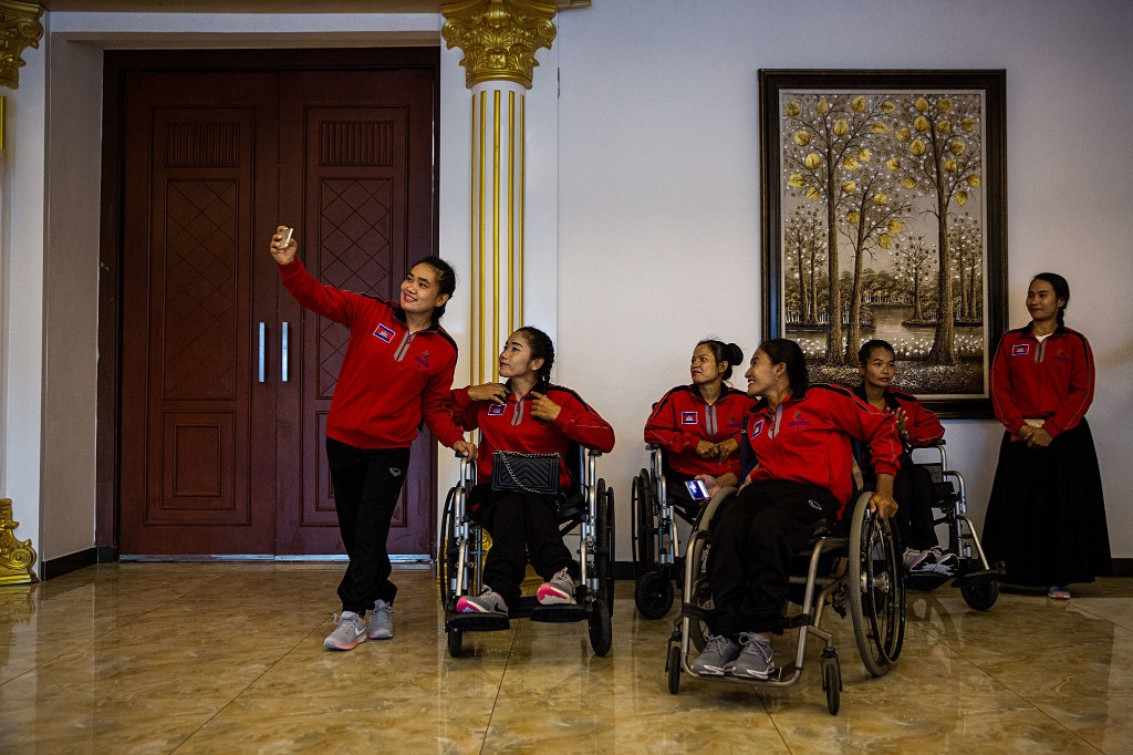 How wheelchair basketball changed these women's lives