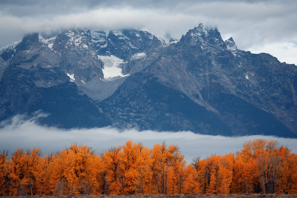 See spectacular fall foliage in these national parks