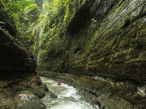Exploring Fiji's Gorge-ous Interior