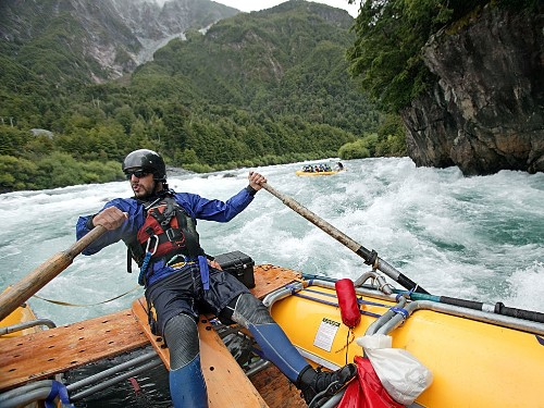 Top 10 White-Water Rafting