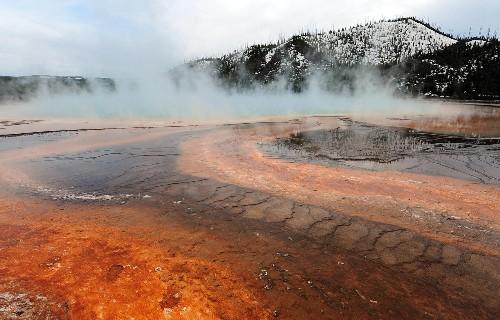 Huge Magma Pocket Lurks Beneath Yellowstone Supervolcano